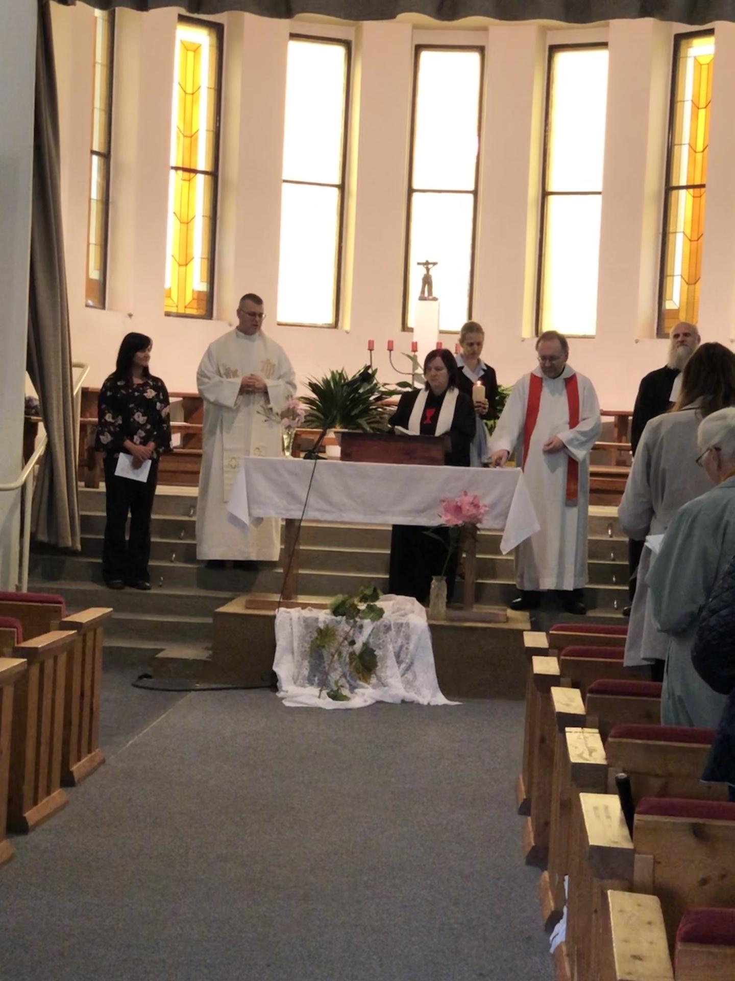 Úvod bohoslužby